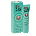 (1) Bye Mouth Ulcer Carton and Tube