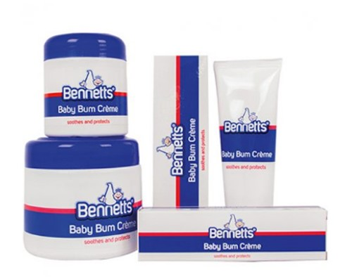 Bennetts Baby Bum Creme 75ml 150 Ml Hampton Brands