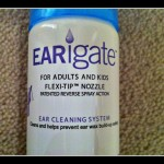 Earigate Ear Cleaning System…….