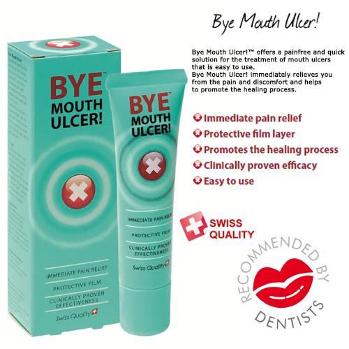 Bye-Mouth-Ulcer